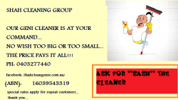 Shah Cleaning Group