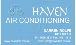 Haven Air Conditioning